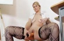 Mature With Sex Toys